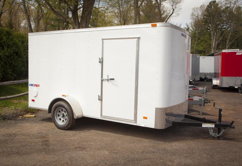 2017 Bravo Trailers HR612SA Enclosed Cargo Trailer