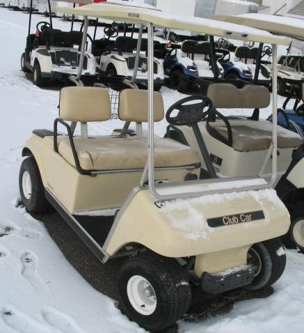 2005 Club Car Golf Cart