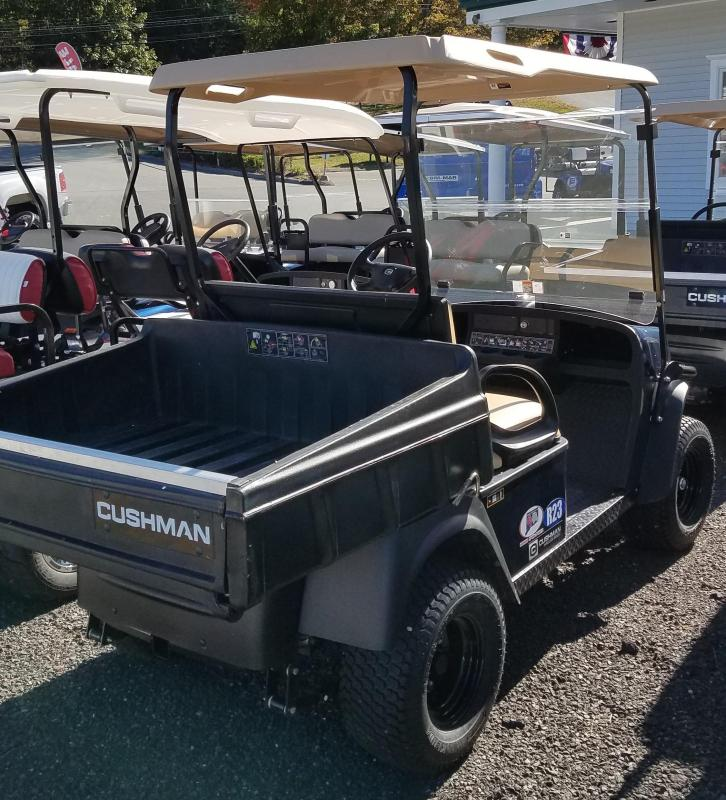 2017 E-Z-Go 800X Golf Cart