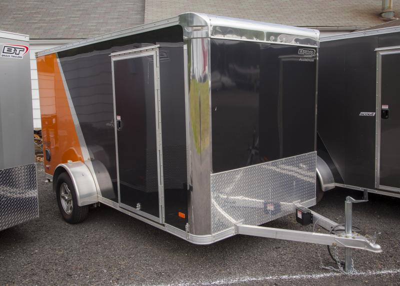 2015 Bravo Trailers AST612SAE Enclosed Cargo Trailer