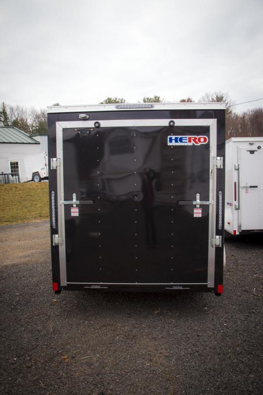 2018 Bravo Trailers HR610SA Enclosed Cargo Trailer