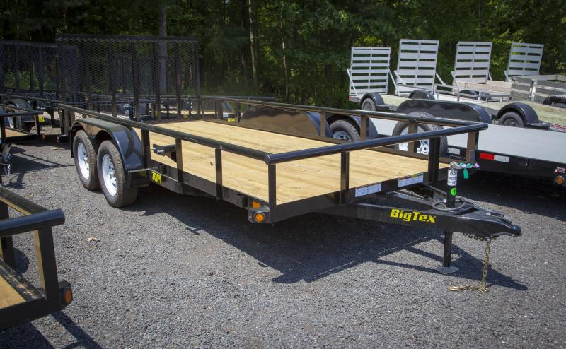2018 Big Tex 70PI-16 Landscape Trailer