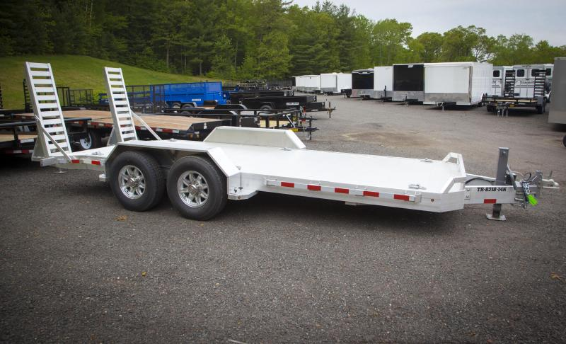 2018 Aluma TR8218-14K Equipment Trailer