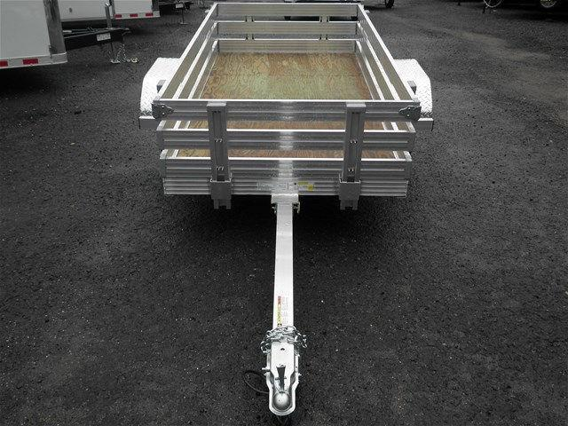 2016 Worthington 4 x 10 Tilt Utility Trailer