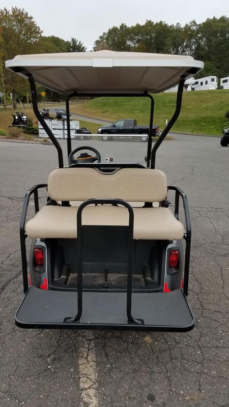 2017 E-Z-Go RXV Advance Battery Shuttle 22 Golf Cart