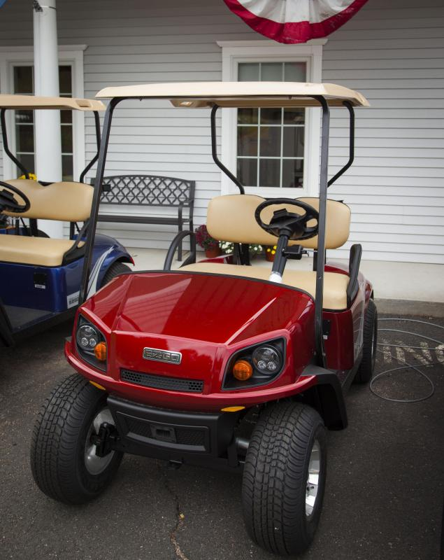 2017 EZ-GO Freedom TXT Electric Golf Cart