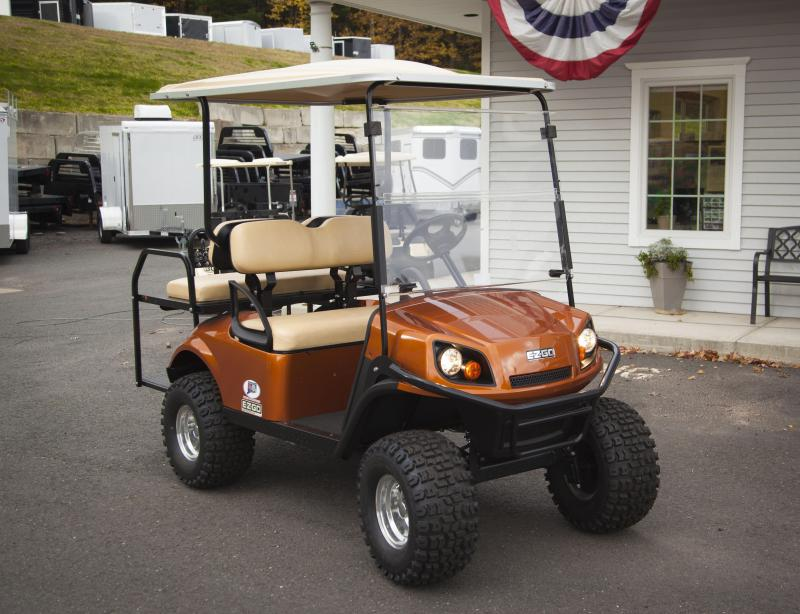 2017 EZ-GO Express S4 High Output Electric Golf Cart