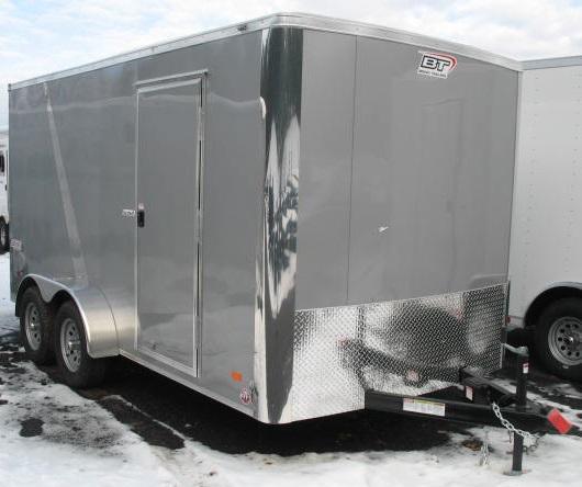 2018 Bravo Trailers SC714TA2 Enclosed Cargo Trailer