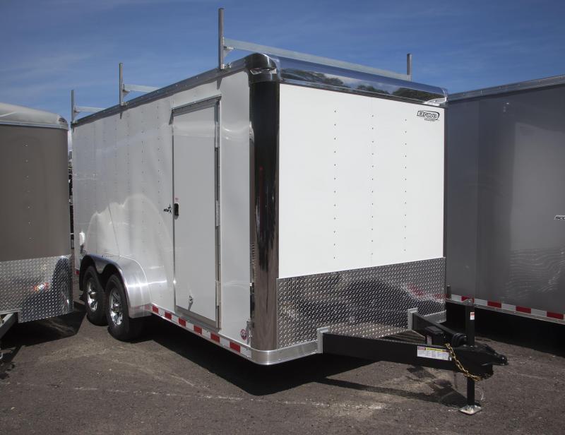 2018 Bravo Trailers ST716TA3 Enclosed Cargo Trailer