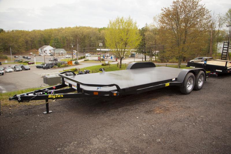 2018 Big Tex 70DM-20 Car/Racing Trailer
