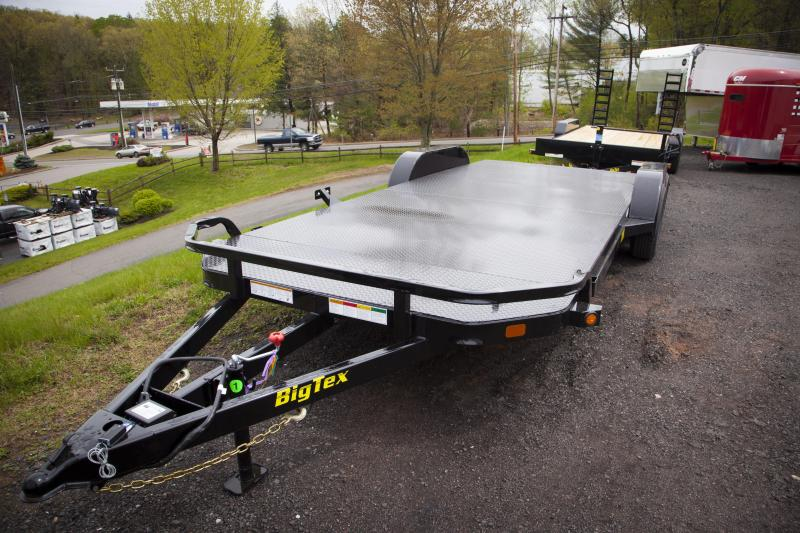 2018 Big Tex 70DM-20 Car/Racing Trailer