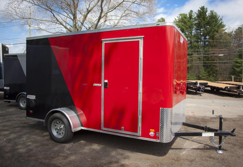 2018 Bravo Trailers SC612SA Cargo/Enclosed Trailer