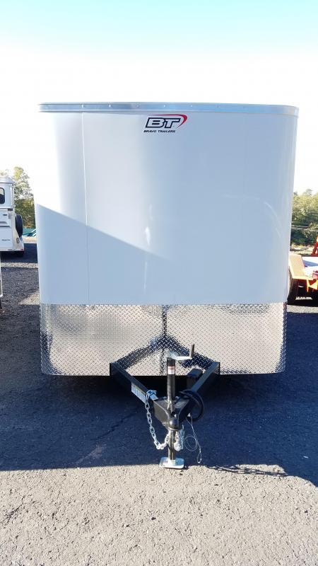 2018 Bravo Trailers SC712TA2 Enclosed Cargo Trailer