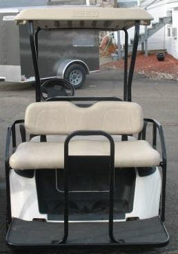 2011 EZ-GO RXV Gas Golf Cart 4 Passenger