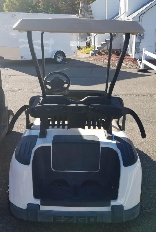 2011 EZ-GO RXV Gas Golf Cart 4 Passenger