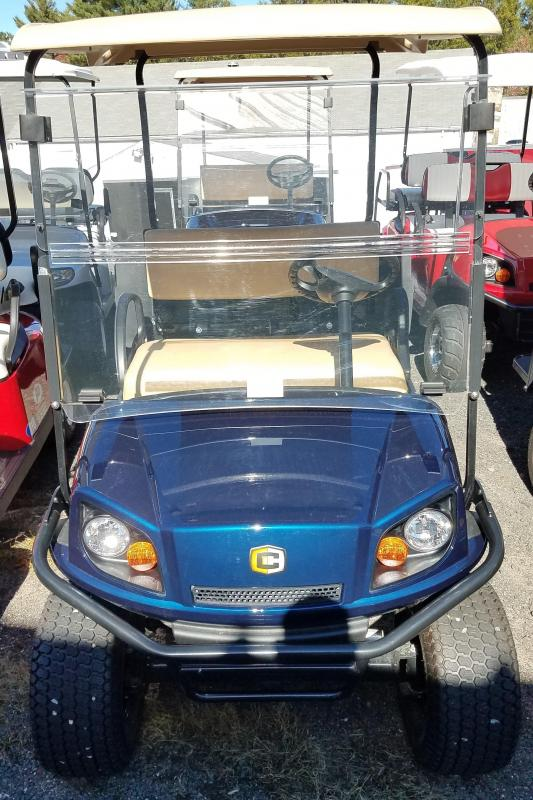2017 Cushman Hauler 800X Golf Cart