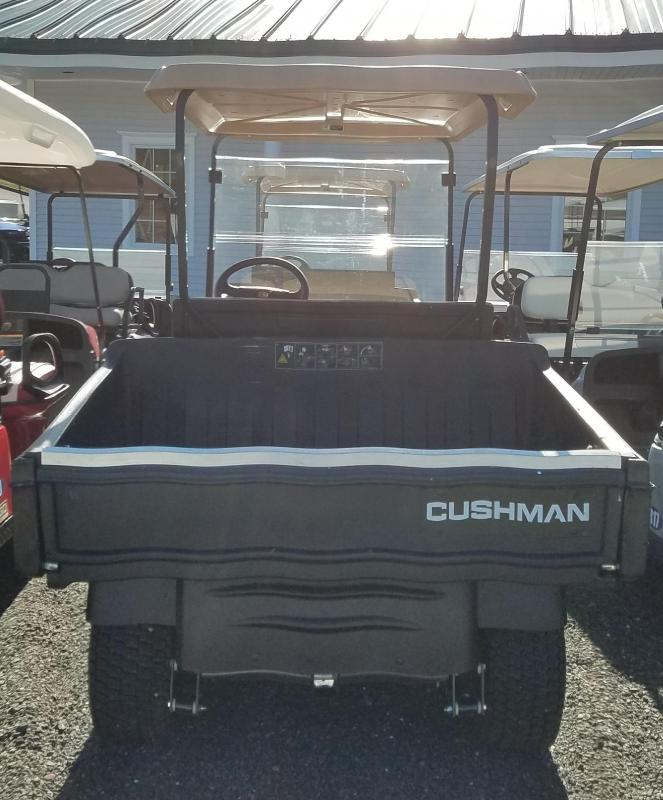 2017 Cushman Hauler 800X Golf Cart