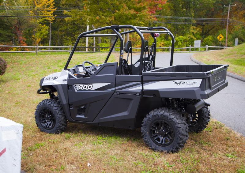 2017 BAD BOY Stampede 900EPS Utility Side-by-Side (UTV)