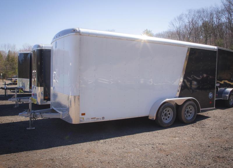 2017 Wells Cargo RF7X162 Enclosed Cargo Trailer