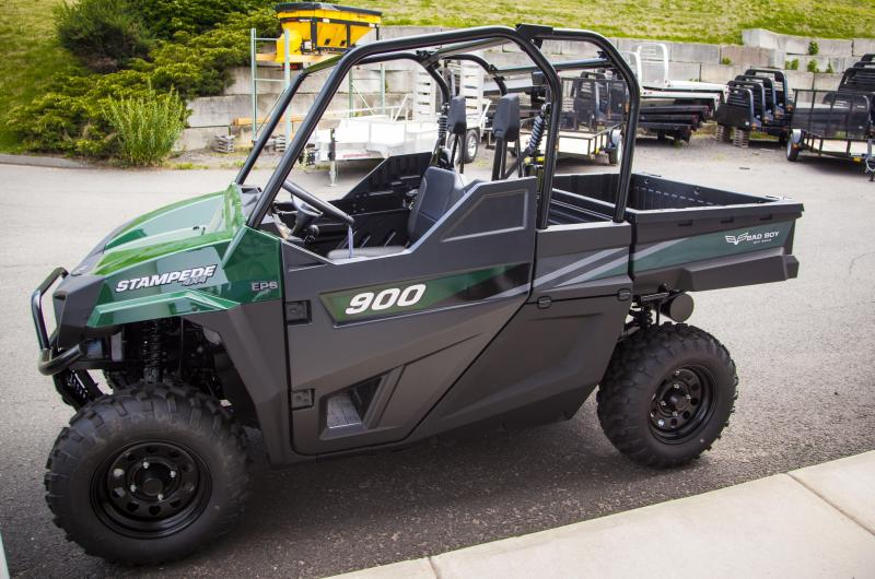 2017 BAD BOY Stampede 900 EPS Utility Side-by-Side (UTV)