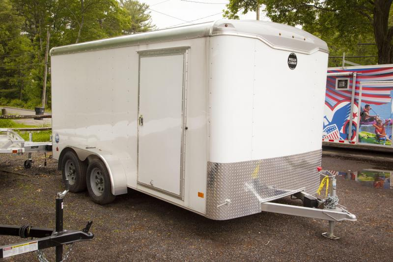 2017 Wells Cargo Enclosed Cargo Trailer