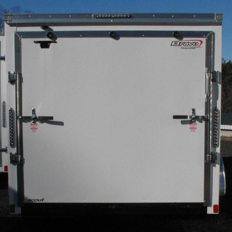 2018 Bravo Trailers SC14TA2 Enclosed Cargo Trailer