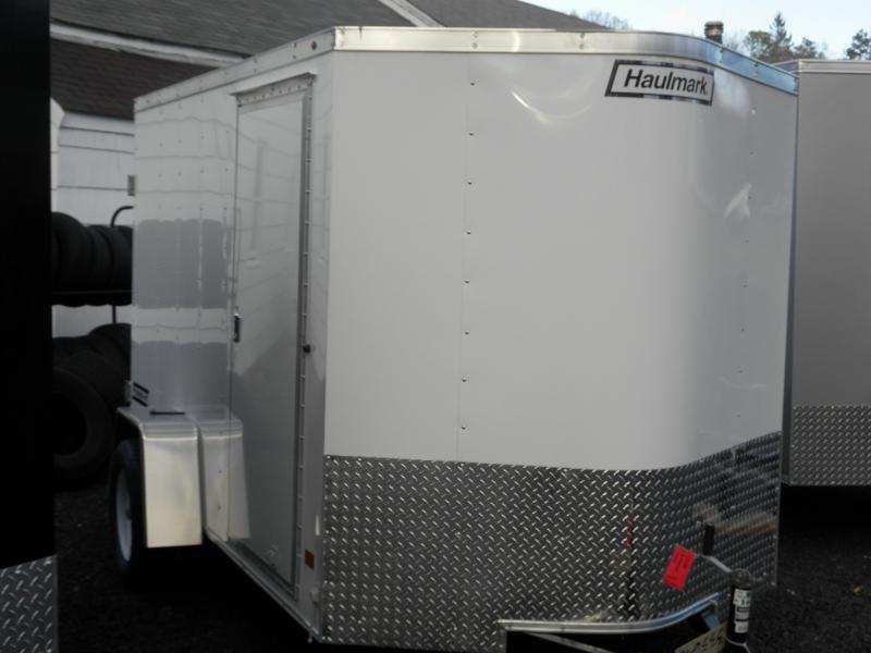 2017 Haulmark 10 x 6 PPT6X10DS2 Enclosed Cargo Trailer