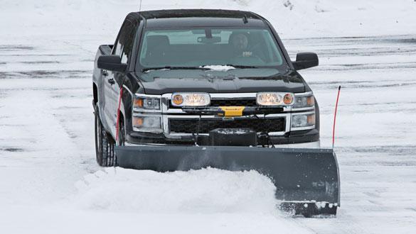 2016 SnowEx 7600RD Snow Plow