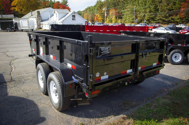 2016 Big Tex Trailers 12LX-12BK7SIR Utility Trailer
