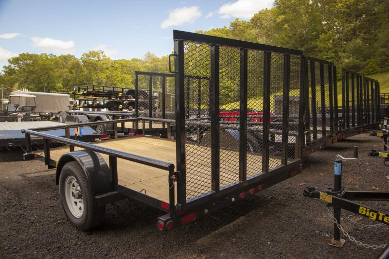 2018 Big Tex Trailers 35SA Utility Trailer