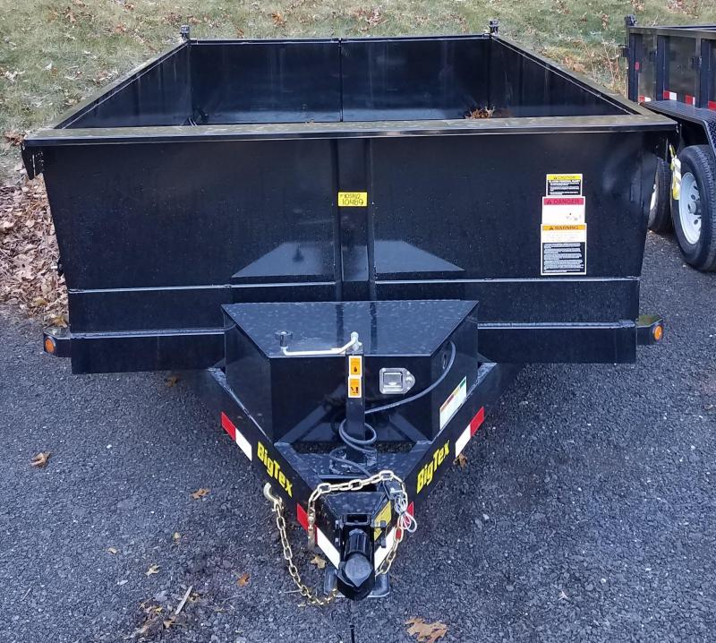 2018 Big Tex Trailers 10SR-12XL Dump Trailer