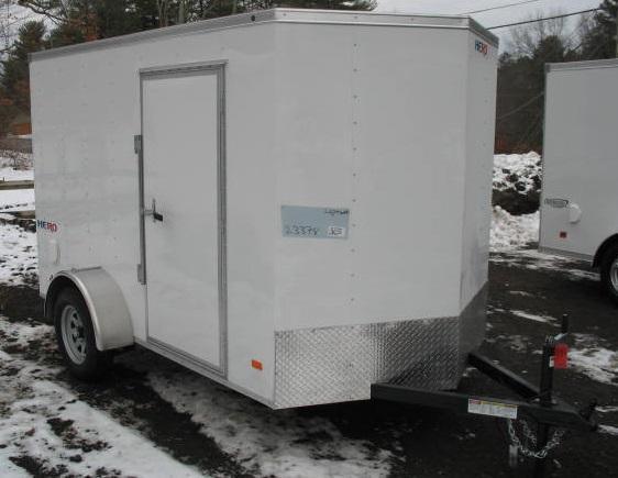 2018 Bravo Trailers HR610SA Enclosed Cargo Trailer