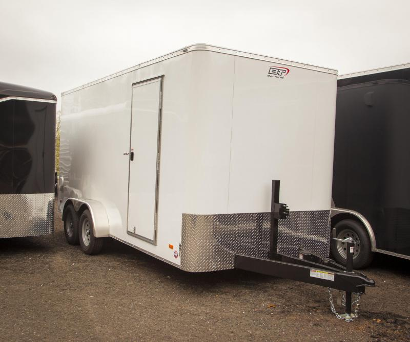 2018 Bravo Trailers SC716TA2 Enclosed Cargo Trailer