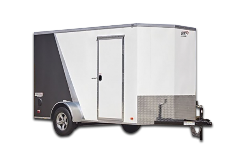 2018 Bravo Trailers SC610SA Cargo / Enclosed Trailer