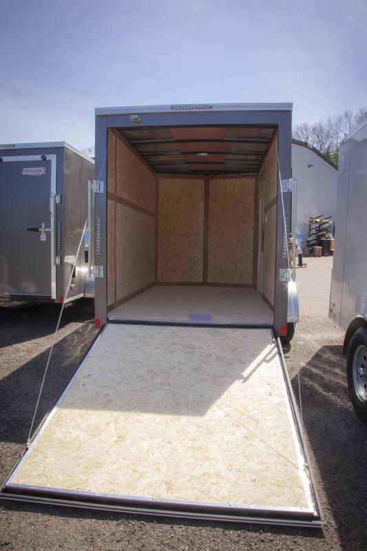 2017 Bravo Trailers SC610SA Enclosed Cargo Trailer