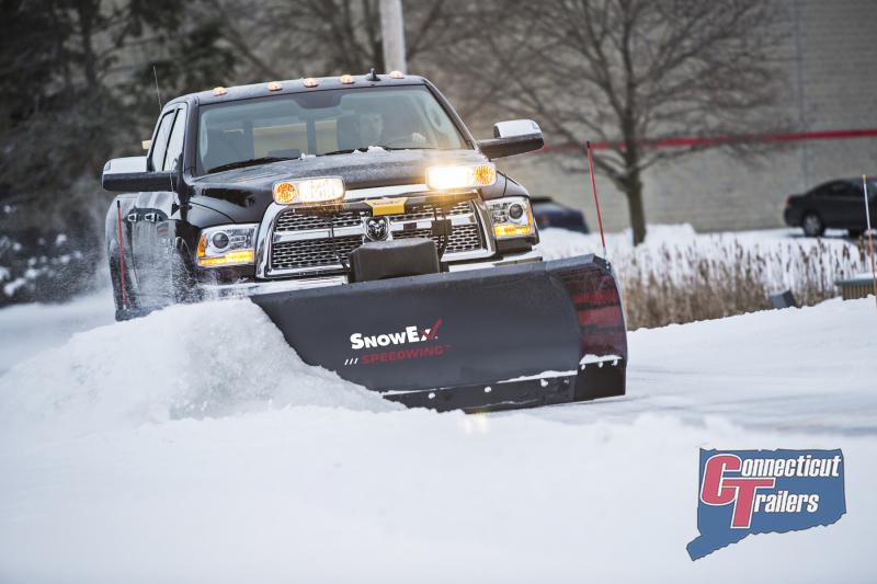 2016 SnowEx 8' 8000 HD Plow