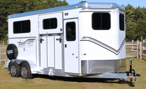 2018 Kingston Trailers Inc. Newport Livestock Trailer