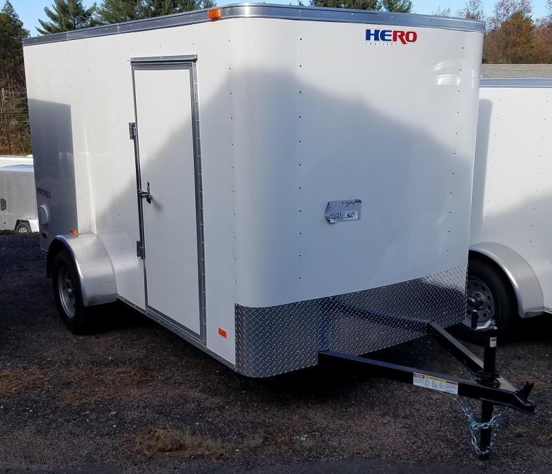 2018 Bravo Trailers HR612SA Enclosed Cargo Trailer