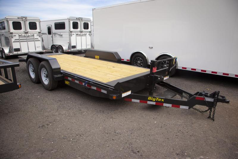 2017 Big Tex Trailers 14FT-18