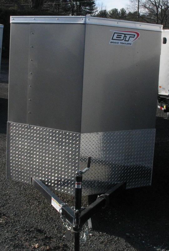 2018 Bravo Trailers SC510SA Cargo / Enclosed