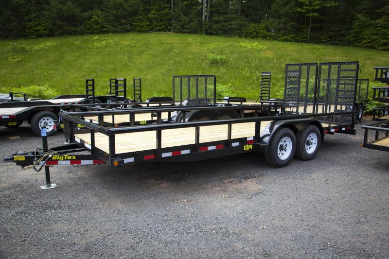 2017 Big Tex Landscaping Trailer