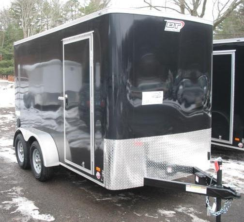 2018 Bravo Trailers SC612TA2 Enclosed Cargo Trailer