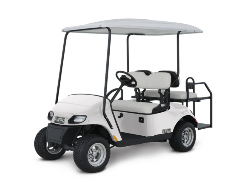 2017 E-Z-Go TXT Shuttle 2+2 Golf Cart