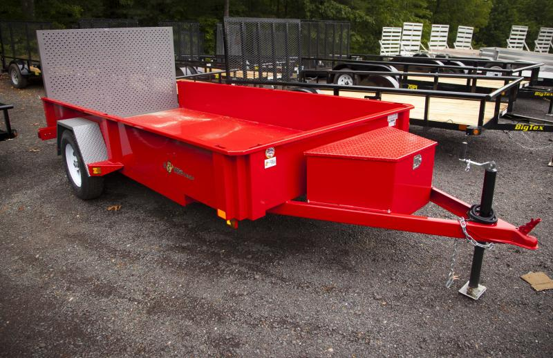 2016 B-Wise USS612-3 Utility Trailer