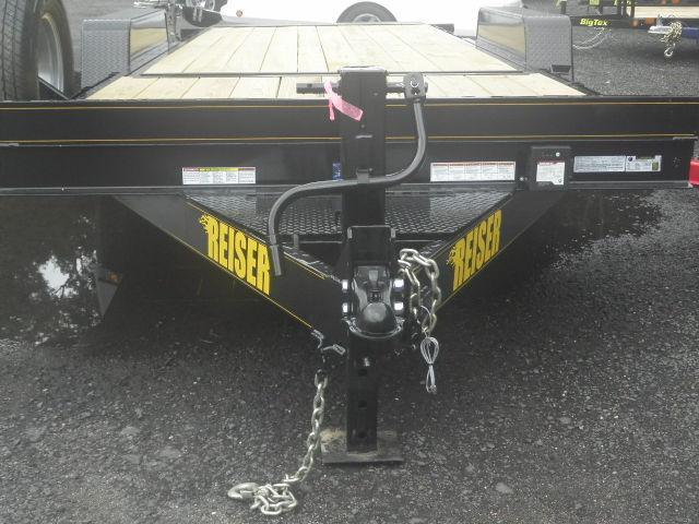 2016 Reiser SRT2014K Split Deck Equipment Tilt Trailer