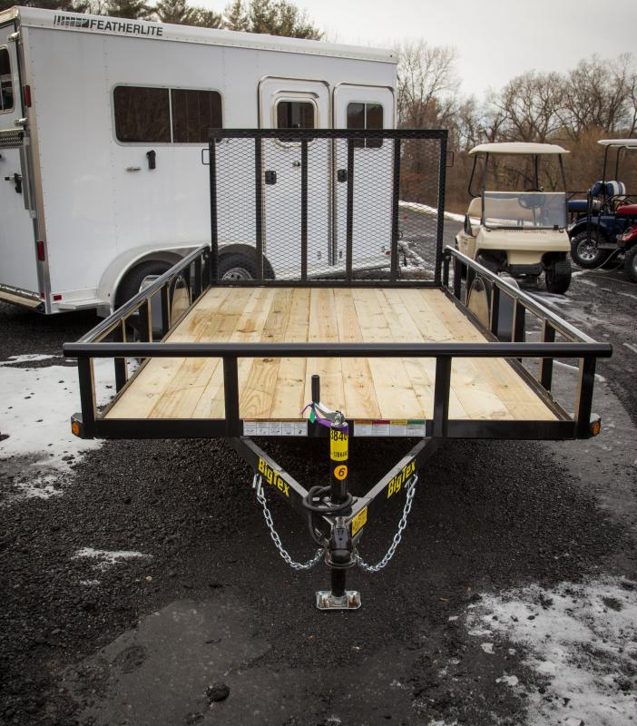 2017 Big Tex Trailers 35SA-12 Utility Trailer