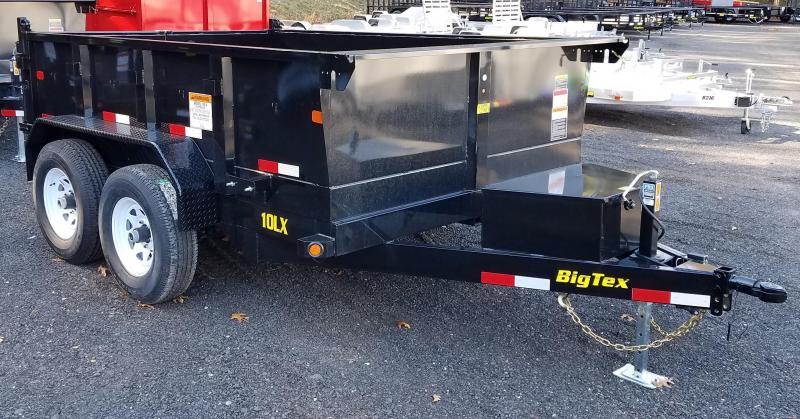 2018 Big Tex Trailers 10LX-10 Dump Trailer