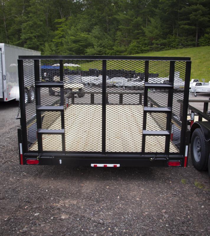 2017 Reiser L147K Equipment Trailer