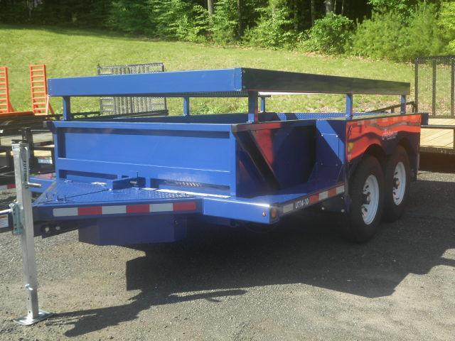 2016 Air Tow UT14-10 Utility Trailer