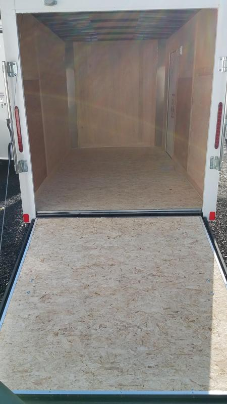 2017 Bravo Trailers HR612SA Enclosed Cargo Trailer
